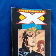 Cómics: MUTANTE X - OBRA COMPLETA - 10 NÚMEROS EN UN TOMO. Lote 131343110