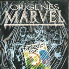 Cómics: ORÍGENES MARVEL, THE FANTASTIC FOUR 1-5. Lote 131461378