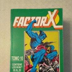 Cómics: FACTOR X - #46-50 - TOMO 10. Lote 131483801