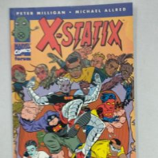 Cómics: X-STATIX - BUENOS PRESAGIOS - PETER MILLIGAN & MIKE ALLRED. Lote 131583098