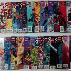Cómics: SPIDERMAN MARVEL COMPLETA 31 TOMOS ( LOMO ROJO) FORUM EX. Lote 131590511