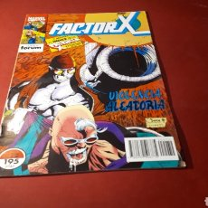 Cómics: FACTOR X 72 FORUM MARVEL. Lote 131611894