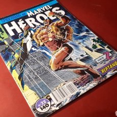 Cómics: MARVEL HEROES 22 FORUM. Lote 131614425
