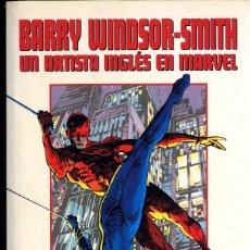 Cómics: BARRY WINSOR SMITH RECOPILATORIO 1969,70,71,72 Y 86 AÑO 2000FINALISTA PREMIO HAXTUR. Lote 131633602