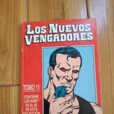Comics: LOS NUEVOS VENGADORES 56 57 58 59 Y 60 EN UN TOMO RETAPADO. Lote 131637366