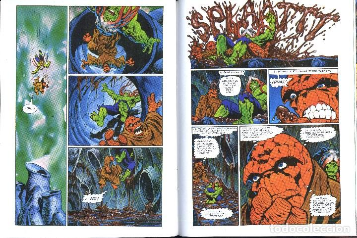 Cómics: JIM STARLIN PREMIO HAXTUR BERNI WEIGHTSON PREMIO HAXTUR AÑO 1993 NOVEL GRAFICA - Foto 2 - 131720750