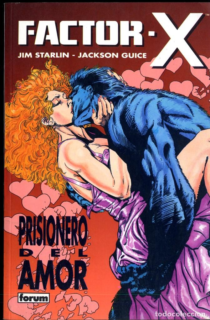 JIM STARLIN PREMIO HAXTUR AÑO 1991 PRISIONERO DEL AMOR (Tebeos y Comics - Forum - Prestiges y Tomos)