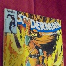 Cómics: SPIDERMAN RETAPADO CON LOS NUMEROS 71 A 75 VOLUMEN 1 FORUM. . Lote 131726738