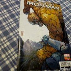 Cómics: IRONMAN Nº 2. Lote 131840502