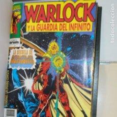 Cómics: WARLOCK Y LA GUARDIA DEL INFINITO COMPLETA 17 NUMEROS ENCUADERNADOS EN UN TOMO - FORUM -. Lote 131859282