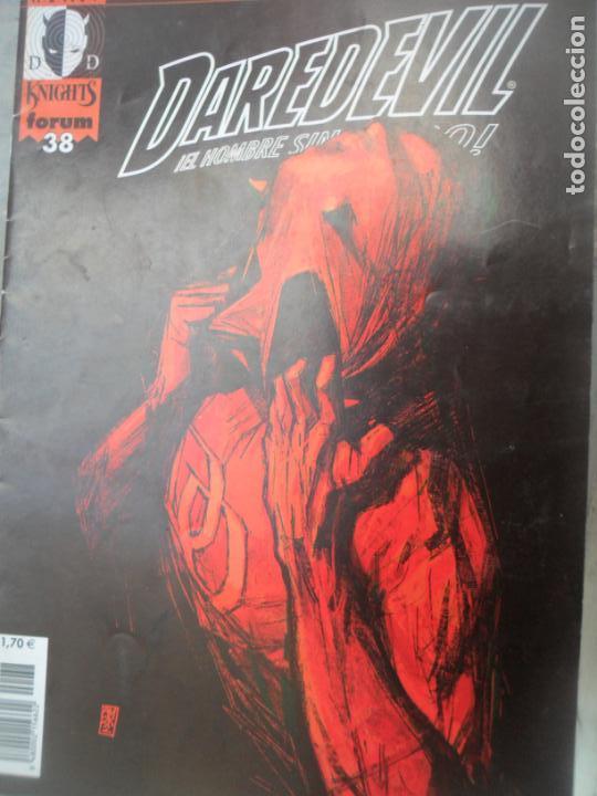DAREDEVIL Nº 38 - MARVEL KNIGHTS- (Tebeos y Comics - Forum - Daredevil)