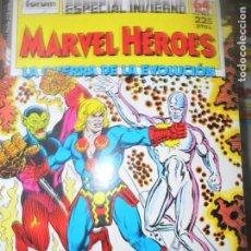 Cómics: ESPECIAL ESTELA PLATEADA, LA GUERRA DE LA EVOLUCION- MARVEL HEROES EXTRA INVIERNO - FORUM COMICS - . Lote 131888158