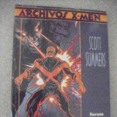 Cómics - ARCHIVOS X-MEN -ED. FORUM - 131905102