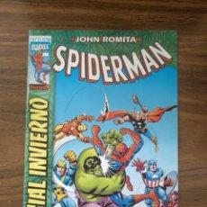 Cómics: SPIDERMAN DE JOHN ROMITA ESPECIAL INVIERNO 2001 - J0002. Lote 131908758
