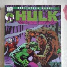 Comics : PANINI - BIBLIOTECA MARVEL HULK NUM. 24 - MBE. Lote 131974306