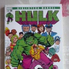 Comics : PANINI - BIBLIOTECA MARVEL HULK NUM. 25 . PERFECTO ESTADO. NUEVO. Lote 131974474