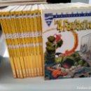 Cómics: BIBLIOTECA MARVEL EXCELSIOR LOS CUATRO FANTÁSTICOS. LOTE AVANZADO. Lote 132002486