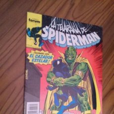 Comics: SPIDERMAN 160. LA TELARAÑA DE SPIDERMAN. GRAPA. BUEN ESTADO.. Lote 132142602