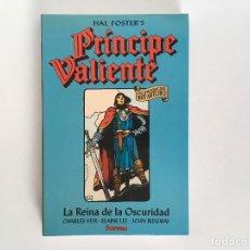 Cómics: PRINCIPE VALIENTE: LA REINA DE LA OSCURIDAD DE CHARLES VESS, ELAINE LEE Y JOHN RIDGWAY. FORUM. Lote 132148242