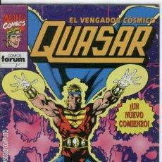 Cómics: QUASAR N.1. Lote 132158506