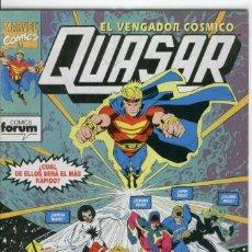 Cómics: QUASAR N.8. Lote 135635421