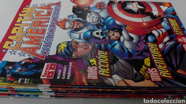 Cómics: Capitán América Centinela de la Libertad COMPLETA 12 números EX - Foto 2 - 132166175