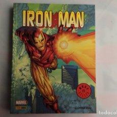 Cómics: IRON MAN , DE BOLSILLO /POR: KURT BUSIEK , SEAN CHEN , PATRICK ZIRCHER - EDITA : PANINI. Lote 16397621