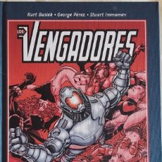 Cómics: BEST OF MARVEL ESSENTIALS VENGADORES. LOTE 4 TOMOS. Lote 132196230