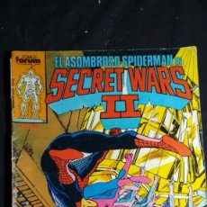 Cómics: COMIC SPIDERMAN SECRET WARS II N 19 VER FOTOS. Lote 132250478