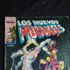 Cómics: COMIC FORUM: LOS NUEVOS MUTANTES (INFERNALES) Nº 39 NJ.E VER FOTOS. Lote 132250550