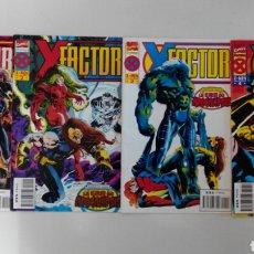 Cómics: X FACTOR COMPLETA 4 NÚMEROS. Lote 132284922