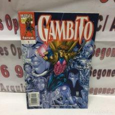 Cómics: GAMBITO 1 MARVEL FORUM. Lote 132360285