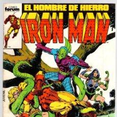 Cómics: IRON MAN. EL HOMBRE DE HIERRO. Nº 15. FORUM. AÑO 1983. Lote 132380669