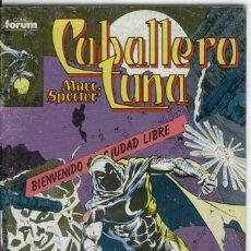 Cómics: CABALLERO LUNA N. 8. Lote 132425758
