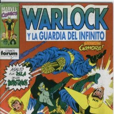 Cómics: WARLOCK Y LA GUARDIA DEL INFINITO, N. 14. Lote 147427833
