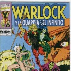 Cómics: WARLOCK Y LA GUARDIA DEL INFINITO, N. 7. Lote 132426226