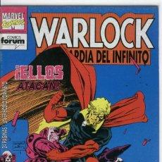 Cómics: WARLOCK Y LA GUARDIA DEL INFINITO, N. 4. Lote 132426250