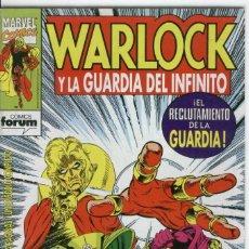 Cómics: WARLOCK Y LA GUARDIA DEL INFINITO, N. 2. Lote 132426330