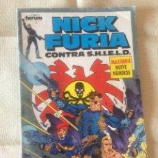 Cómics: NICK FURIA CONTRA SHIELD FORUM N 1. Lote 132503970