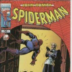 Cómics: JOHN ROMITA - SPIDERMAN N. 50. Lote 132538278