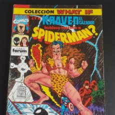 Cómics: SPIDERMAN WHAT IF?. Lote 132604066