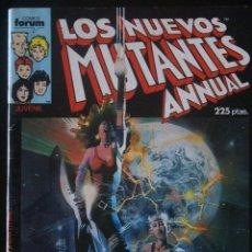 Cómics: LOS NUEVOS MUTANTES ANNUAL. ESPECIAL PRIMAVERA. FORUM. /ANUAL/ VOLUMEN1 / VOL I. Lote 132649378
