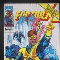Cómics: FACTOR X, VOLUMEN 1, Nº 53. FORUM. /VOL I. Lote 132649982