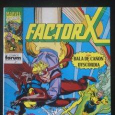 Cómics: FACTOR X, VOLUMEN 1, Nº 61. FORUM. /VOL I. Lote 132650034