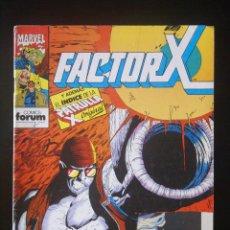 Cómics: FACTOR X, VOLUMEN 1, Nº 72. FORUM. /VOL I. Lote 132650246