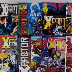 Cómics: X- FACTOR VOL.2 COMPLETA 39 NÚMEROS. Lote 132651761