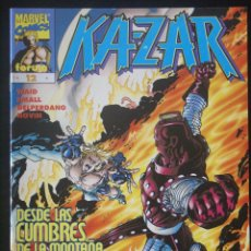 Cómics: KA-ZAR, Nº 12. FORUM. MARK WAID Y ANDY KUBERT. Lote 132653226