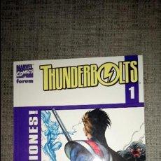 Cómics: THUNDERBOLTS VOL.2 Nº 1 COMICS FORUM. Lote 132705934