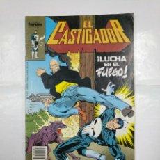 Cómics: EL CASTIGADOR. Nº 26. ¡LUCHA EN EL FUEGO! COMICS FORUM. TDKC26. Lote 132724934