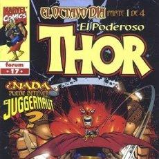 Comics : THOR VOL. 4 Nº 17 - FORUM - BUEN ESTADO. Lote 132765182
